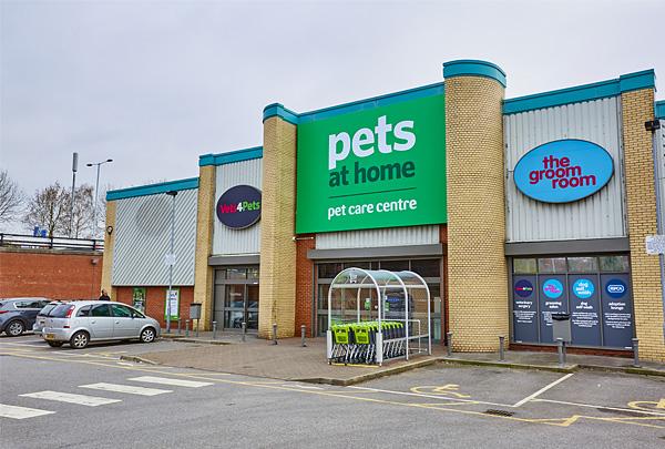 Pets at Home запустил «магазины будущего»