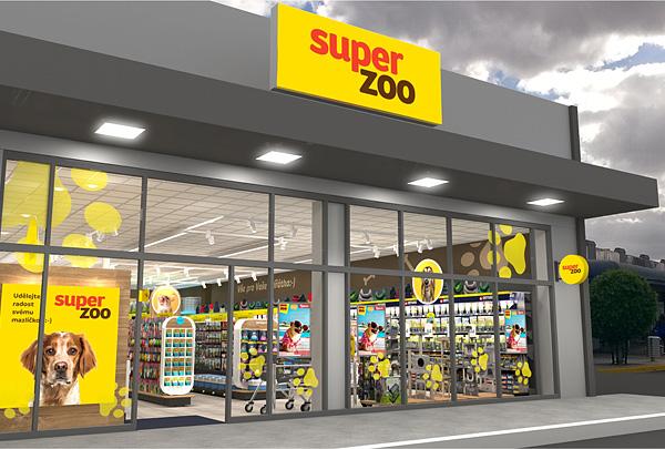 В Праге открывается зоомагазин Super Zoo площадью 1000 кв.м.