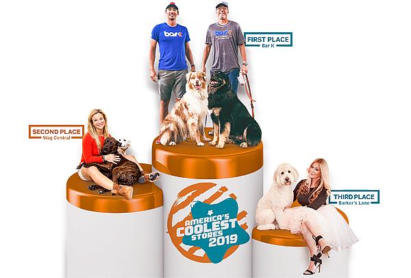 Журнал Pets назвал тройку самых лучших зоомагазинов Америки