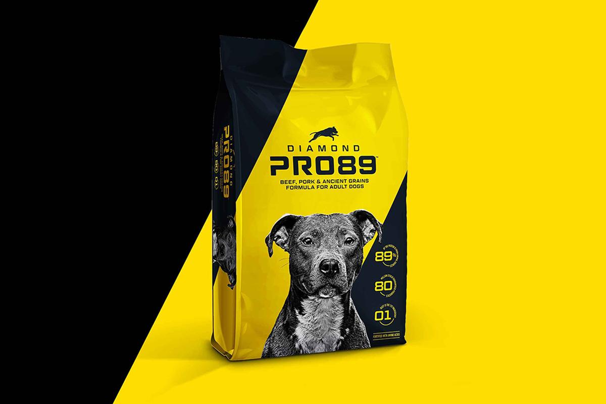 Diamond Pet Foods представил новую линейку кормов для собак