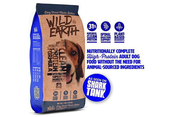 Wild Earth Inc. начинает продавать корм для собак на основе дрожжевого белка