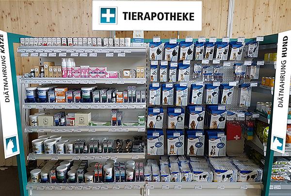 Sagaflor представил новую концепцию «аптеки для животных»