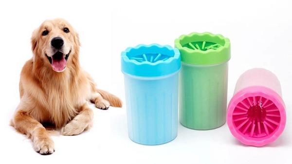 В Москве в разы увеличились продажи лапомоек для собак