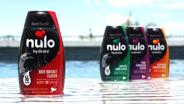 Nulo выпустил «обогащённую» воду для собак