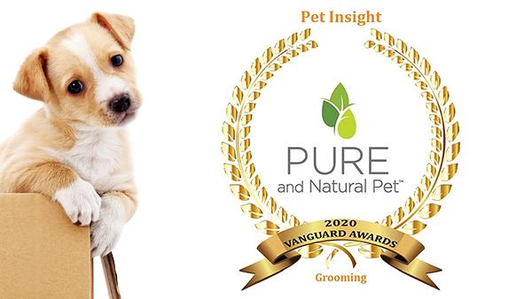 Pure and Natural Pet получила награду
