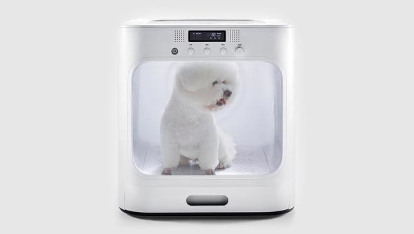 Xiaomi разработал закрытую сушилку для собак и кошек