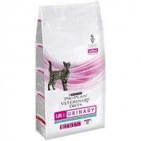 Pro Plan Veterinary diets UR диета для кошек при болезнях нижних отделов мочевыводящих путей c океанической рыбой_0
