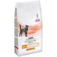 Pro Plan Veterinary diets OM диета для кошек при ожирении_0