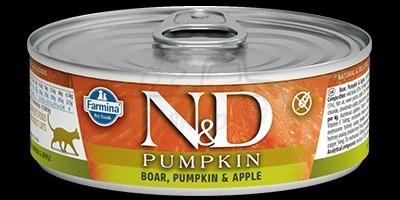 BOAR, PUMPKIN, APPLE WET FOOD