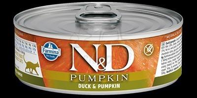 DUCK, PUMPKIN WET FOOD