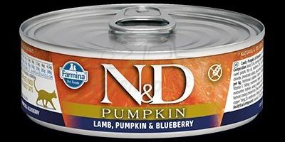 LAMB, PUMPKIN, BLUEBERRY WET FOOD