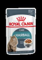 Hairball Care (Хэйрболл Кэа) Влажный корм для кошек в возрасте от 1 года, подверженных риску образования волосяных комочков_1