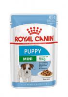 Mini Puppy (Мини Паппи) Влажный корм для щенков мелких размеров в возрасте с 2 до 10 месяцев_1