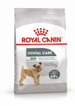 Особая текстура крокет продукта очищает зубы вашей собаки