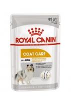 Coat Care (Коат Кэа) Паштет для взрослых собак с чувствительной кожей_1