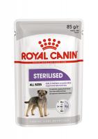Sterilised (Стерилайз) Паштет для взрослых стерилизованных собак_1