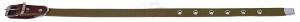 Ошейник 20 мм брезент_1