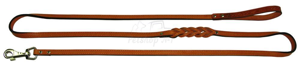 Поводок двухслойный длинный шириной 13 мм