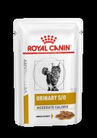 Urinary S/O Moderate Calorie (уринари с/о модэрейт кэлори) диета для кошек после кастрации или при предрасположенности к избыточному весу при лечении МКБ_1