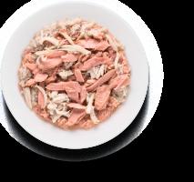 Консерва GRANDORF (ГРАНДОРФ) филе тунца с куриной грудкой для всех возрастов_1