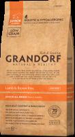 Сухой корм GRANDORF (ГРАНДОРФ) для собак Ягнёнок с рисом Юниоры_0