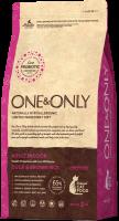 Сухой корм OneandOnly для кошек Утка с рисом Indoor_0