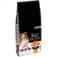 Сухой корм Purina Pro Plan для активных взрослых собак всех пород, курица_0