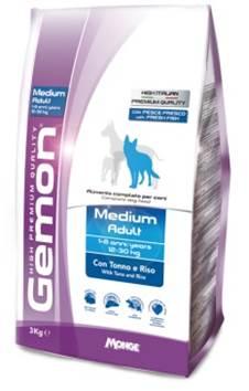 Специально разработан для ежедневного кормления взрослых собак средних пород