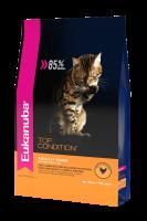 Полнорационный сухой корм для взрослых кошек старше 1 года