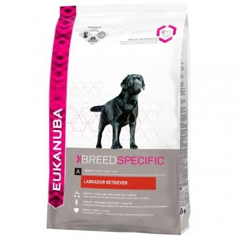 специально разработанный для взрослых собак породы лабрадор-ретривер