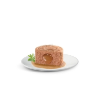 Влажный корм Gourmet Голд Нежная начинка для кошек с курицей 85гр_1