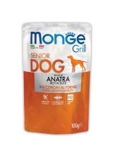 сбалансированное питание для пожилых собак всех пород