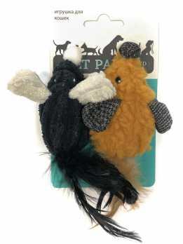 Petpark игрушка для кошек Мышки 2 шт.