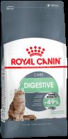 DIGESTIVE CARE (ДАЙДЖЕСТИВ КЭА) Питание для кошек в возрасте от 1 года и старше, обеспечивает оптимальное комфортное пищеварение объем фекалий снижается на 35 % через 14 дней_0