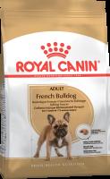FRENCH BULLDOG ADULT (ФРАНЦУЗСКИЙ БУЛЬДОГ ЭДАЛТ) Питание для взрослых собак породы французский бульдог в возрасте от 12 месяцев и старше_0