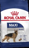 MAXI ADULT (МАКСИ ЭДАЛТ) Питание для взрослых собак в возрасте от 15-18 месяцев до 5 лет_0
