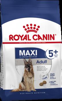 Формула способствует поддержанию здоровья костей и суставов взрослых собак крупных размеров