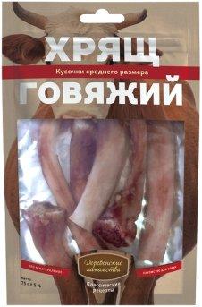Дер.Лак. Хрящ говяжий, средний классические рецепты 75гр_0