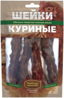 Деревенские лакомства шейки куриные классические рецепты 60 гр_0