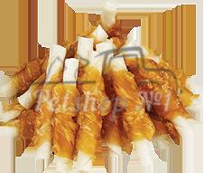 Деревенские лакомства для мини-пород Палочки куриные 55 гр_2
