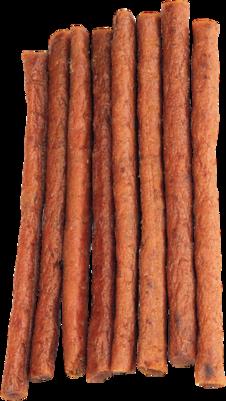 Отаппетитных колбасок изпревосходного мяса утки