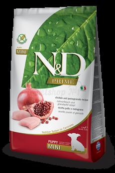 N/D Grain Free для собак это линия натуральных кормов, не содержащих зерновых, специально разработанных с учетом плотоядной природы собак