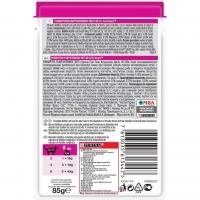 Влажный корм Purina Pro Plan Veterinary diets UR, корм для кошек при болезнях нижних отделов мочевыводящих путей, c курицей 85 гр_1