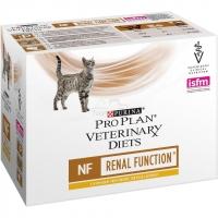 Влажный корм Purina Pro Plan Veterinary diets NF корм для кошек при патологии почек, с курицей 85 гр_0